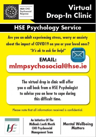HSE Virtual Drop-In Clinic